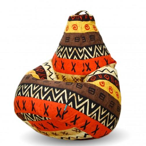 Кресло-мешок (груша) «Африка»