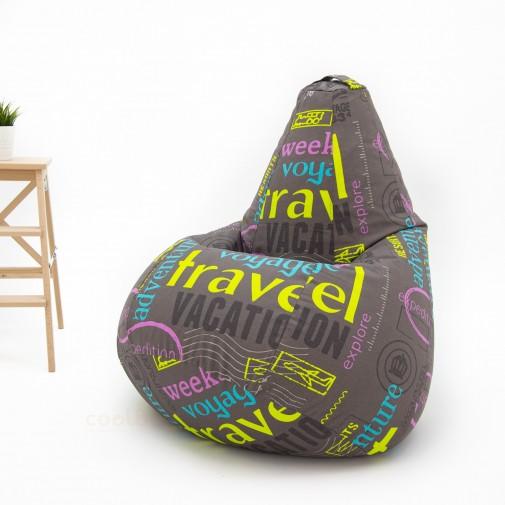 Кресло-мешок (груша) «Тревел»