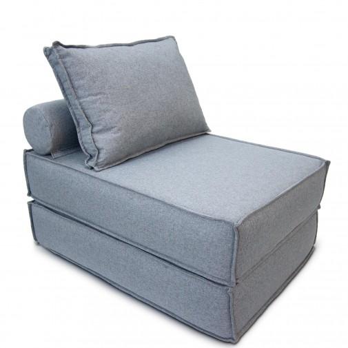 Бескаркасный диванчик-раскладушка Китон 06