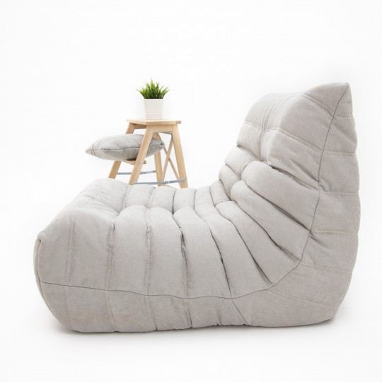 Кресло Француз Lounge Silver