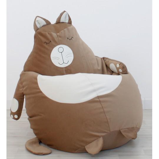 Кресло мешок Котик